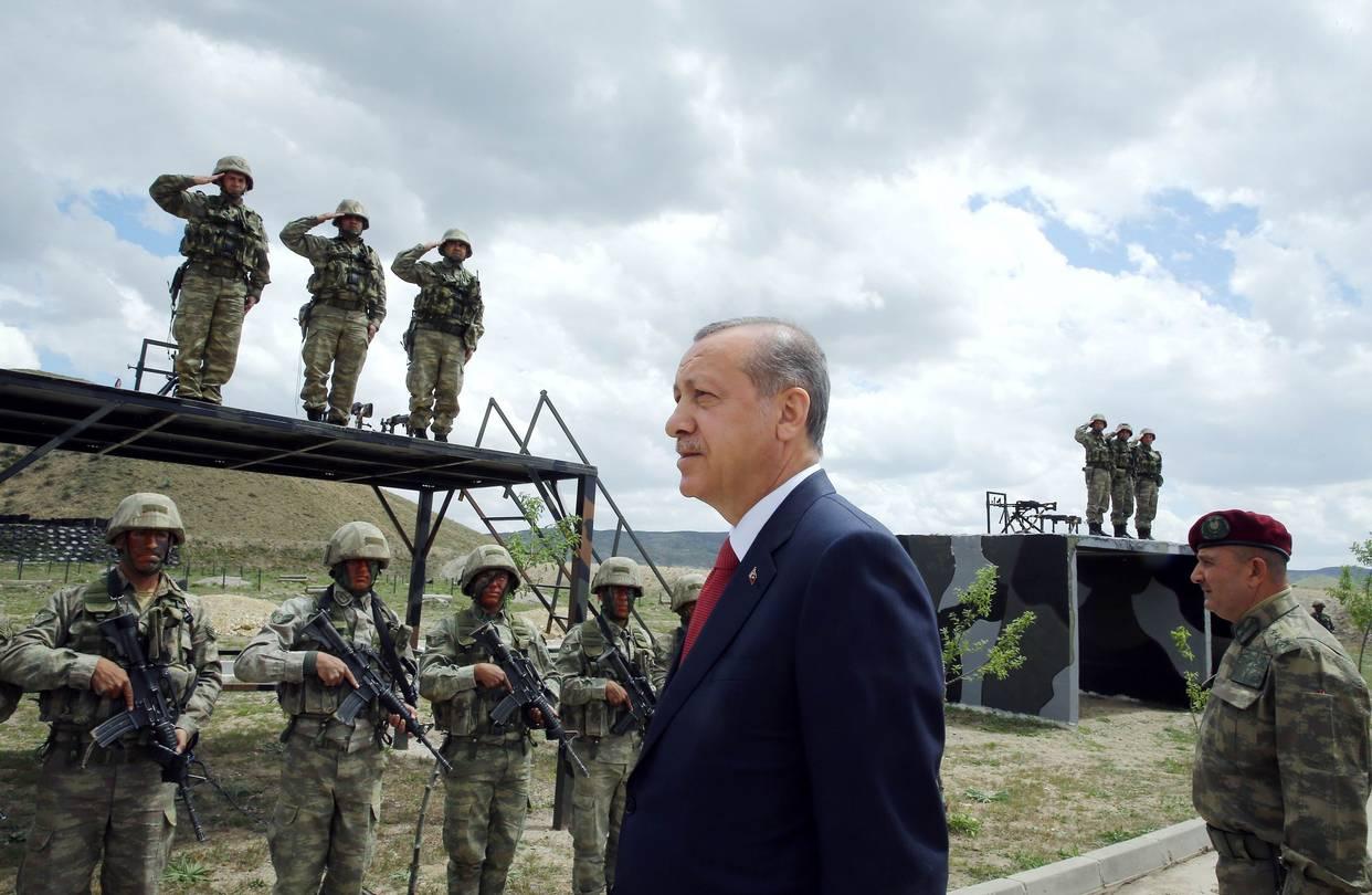 ترکی نے زیادتی ہونے پر مداخلت کی دھمکی دی