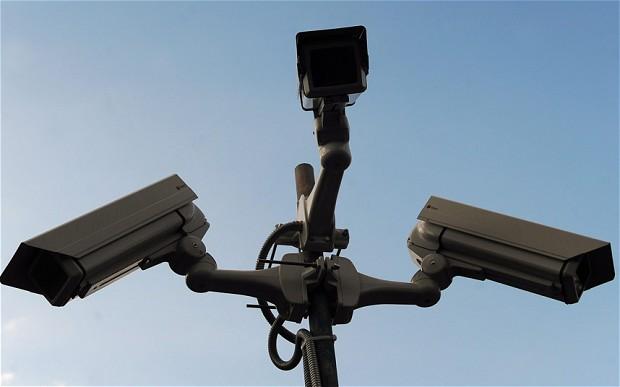 شہر حیدرآباد میں ایک لاکھ سی سی ٹی وی کیمرے نصب کئے جائینگے