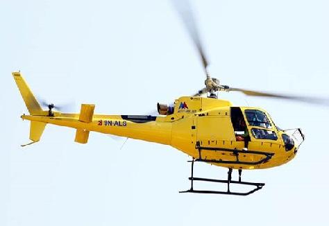 نیپال میں سات مسافروں کے ساتھ ہیلی کاپٹر لاپتہ
