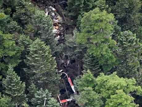 جاپان میں ہیلی کاپٹر حادثے میں 9 افراد ہلاک