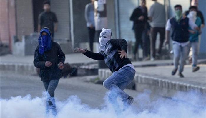 کشمیر میں سیکورٹی فورسز کی فائرنگ میں ایک کی موت، 4 زخمی