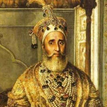 مغل شہنشاہ بہادر شاہ ظفر کی 156ویں برسی آج