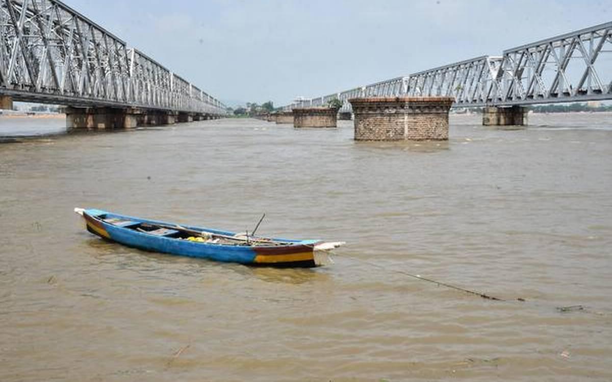 دریائے کرشنا کے پانی کا تنازعہ۔معاملہ دوسری بنچ منتقل