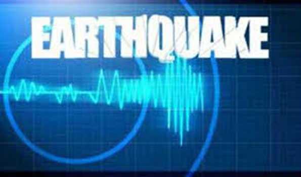 چین میں زلزلہ سے دوافراد کی موت، 13 زخمی