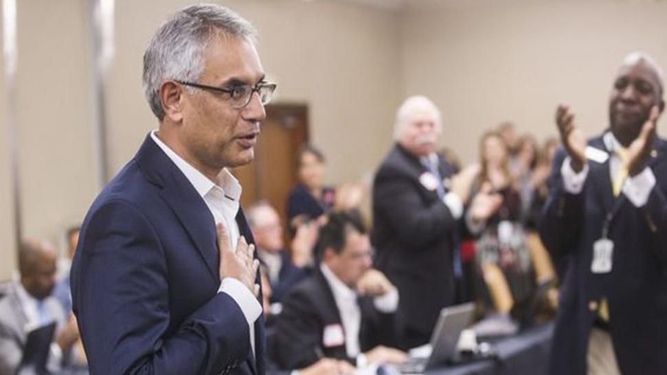 ہندوستانی نژاد شاہد شفیع بنےرہیں گے ٹیکساس کاؤنٹی کے ریپبلکن رہنما
