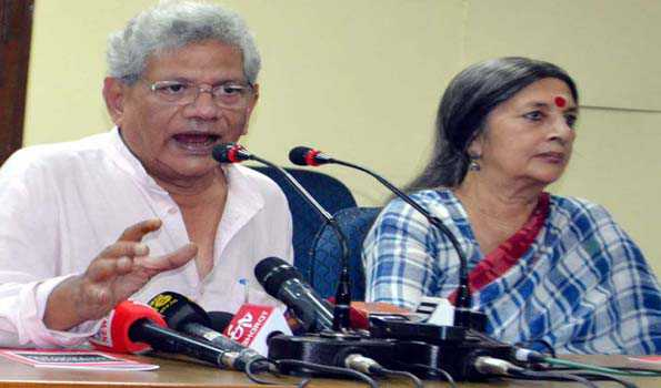 کشمیر کے سبھی لیڈروں کو رہا کرو:سی پی ایم