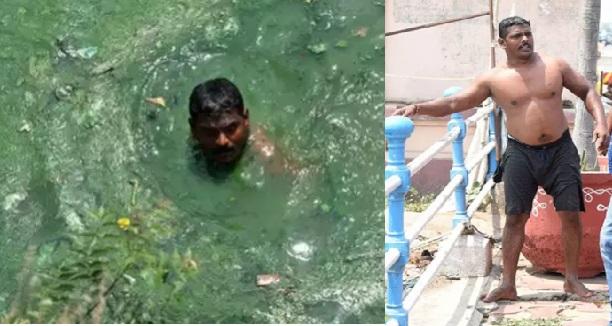 حیدرآباد: بھائی کو کھو کر ملا مشن، اب تک 107 لوگوں کی جان بچا چکا ہے یہ شخض