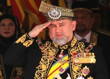 ملائیشیا کے بادشاہ سلطان محمد پنجم تخت سے دست بردار ہوگئے