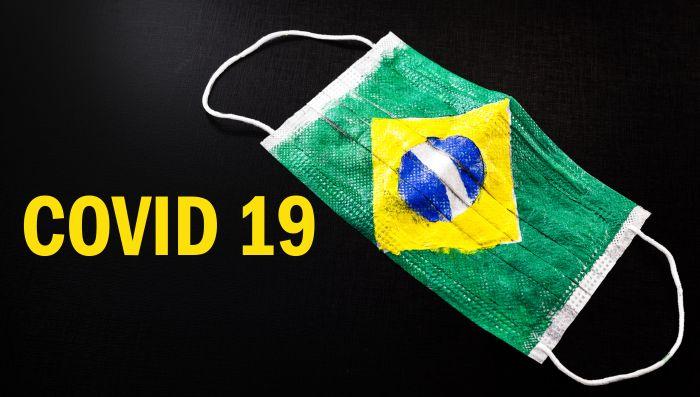 برازیل میں کورونا متاثرین کی تعداد 72100 پہنچی