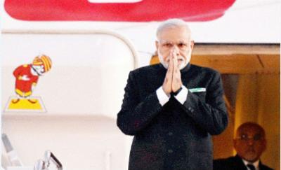 سال نو کے آغاز کے موقع پر گجراتیوں کو وزیر اعظم کی مبارکباد