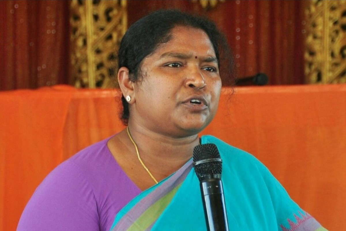 حیدرآباد:عصمت دری واقعہ پر وزیراعلی نے کوئی ردعمل ظاہر نہیں کیا:سیتکا