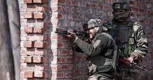 سرحد پر نہیں تھم رہی فائرنگ ، ایک خاتون کی موت ، 3 دیہاتی بھی زخمی