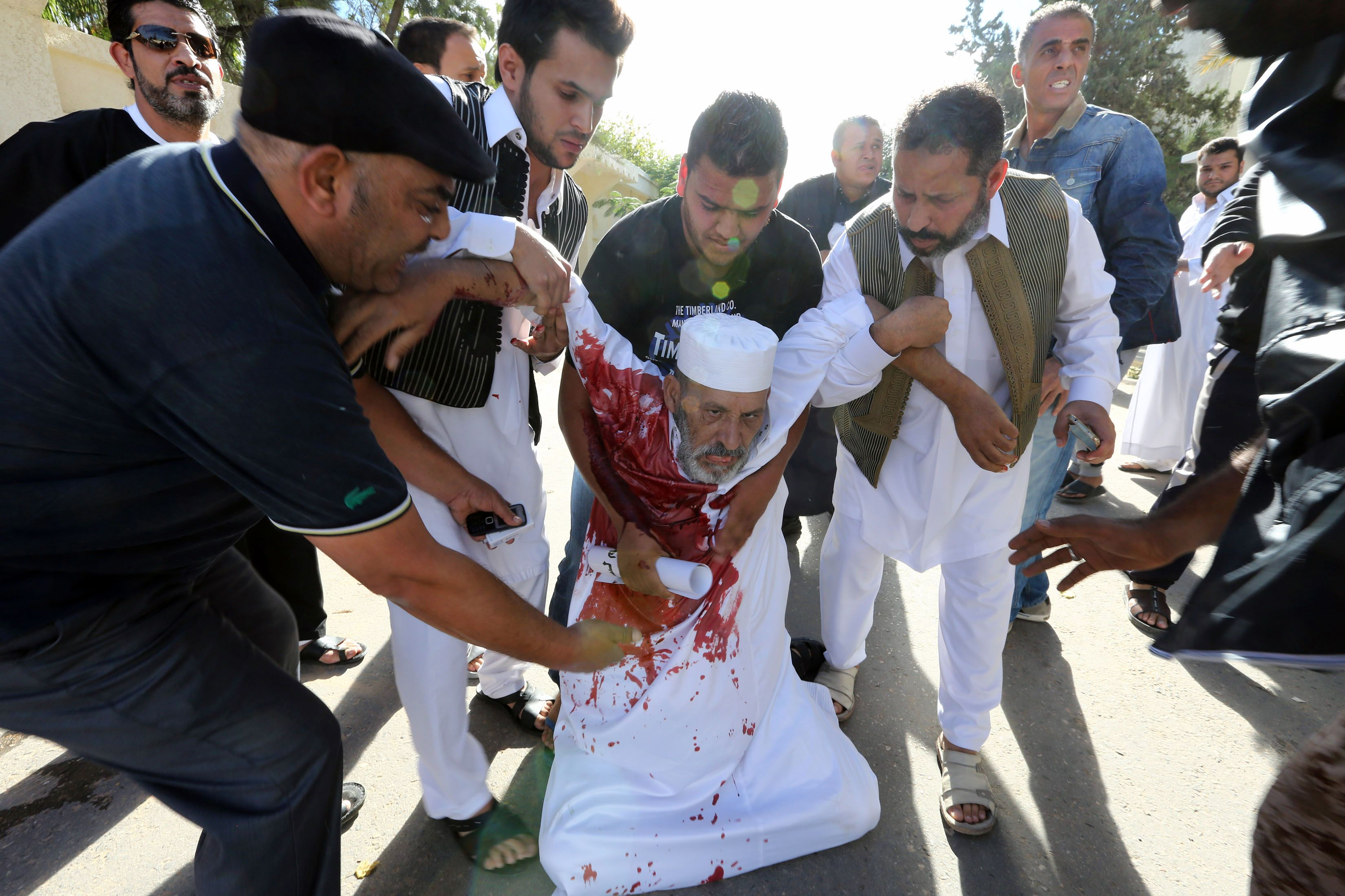 لیبیا میں ہوئی جھڑپ میں 20 ہلاک، 40 زخمی