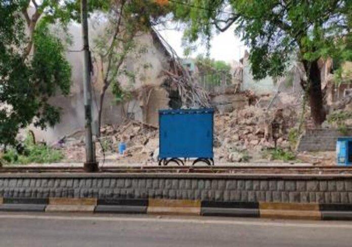 تلنگانہ سکریٹریٹ کے احاطے کی شہید کردہ مساجد کی دوبارہ اسی جگہ تعمیر کا مطالبہ
