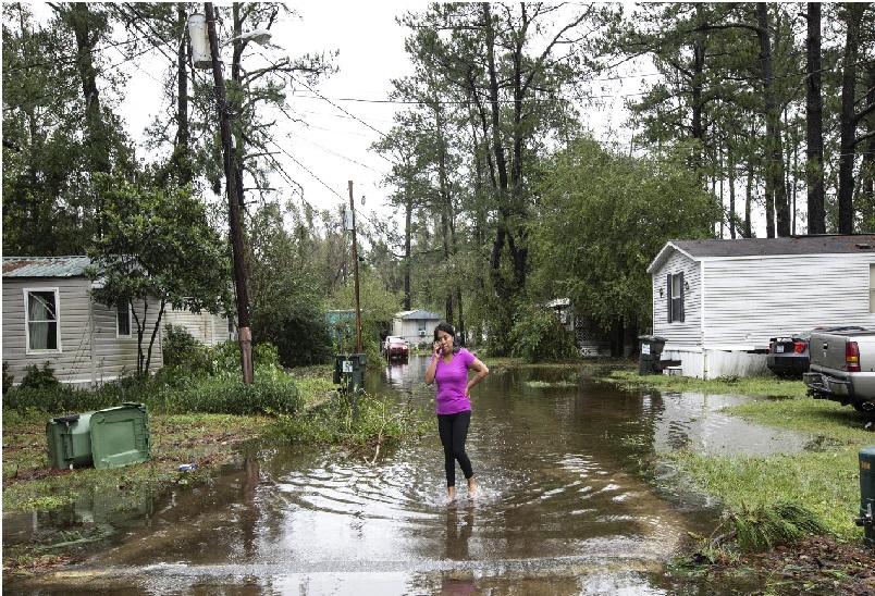 وسطی امریکہ میں شدید بارش سے 12لوگوں کی موت