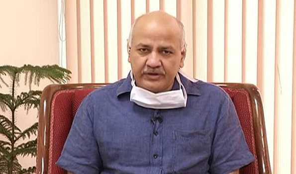 اضافی آکسیجن دیگر ریاستوں کو دے گی دہلی حکومت: سسودیا