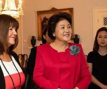 """""""دیپ اتسو"""" میں شامل ہوں گی جنوبی کوریا کی خاتون اول"""