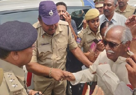 تلنگانہ میں انٹرامتحان معاملہ۔سابق وزیردتاتریہ گرفتار