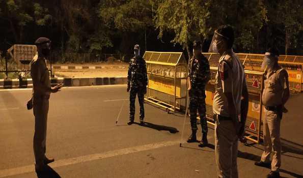 دہشت گردانہ حملے کی خفیہ اطلاع کے بعد دہلی میں ہائی سیکورٹی انتظامات سخت