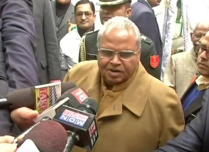 شاہ فیصل کے استعفی پر گورنر نے کہا، جو اپنی ڈیوٹی پوری نہیں کررہا، وہ آگے کیا کرے گا