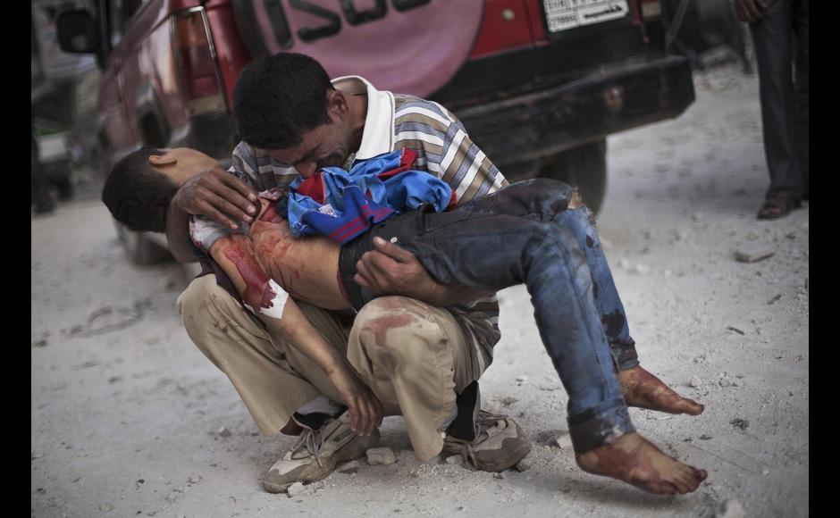 شام میں خودکش بم دھماکے میں 10 ہلاک