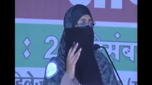 محترمہ اسمازہرہ: ملک میں خواتین کی اکثریت مسلم پر سنل لا بورڈ کی حمایت (بورڈ کی اگزیکیٹو کمیٹی کی رکن)