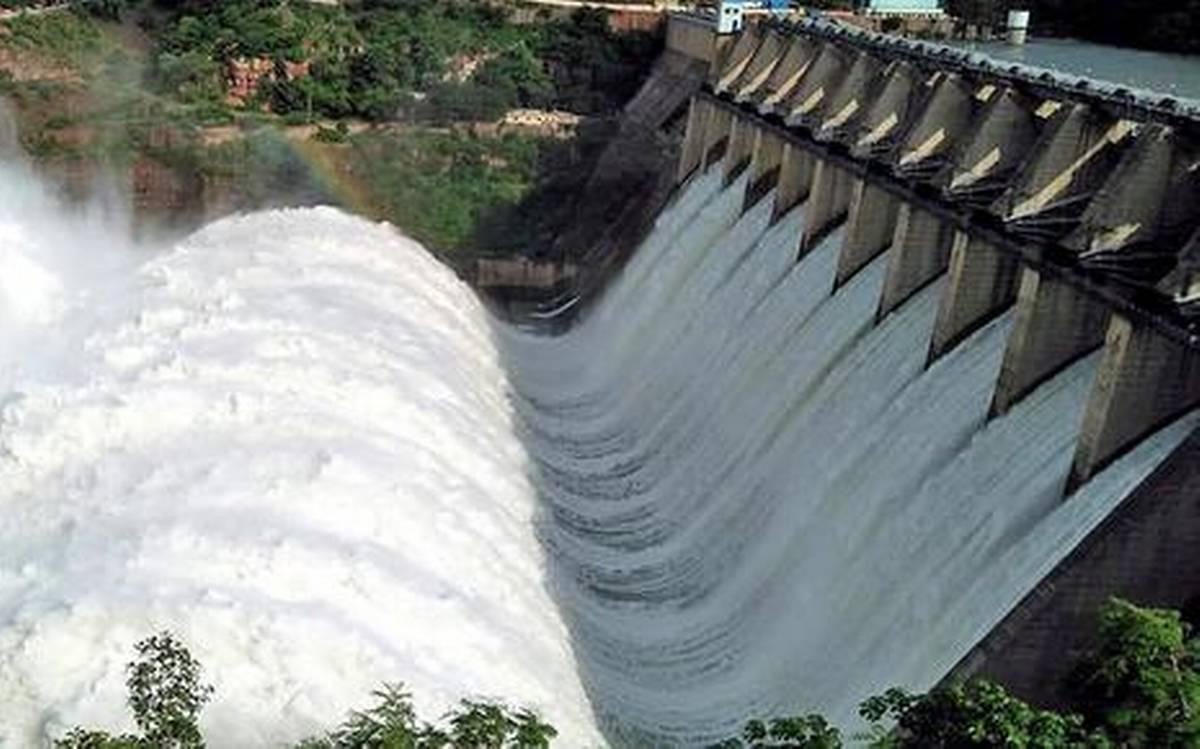 سری سلیم پروجیکٹ سے پانی ناگرجنا ساگر میں چھوڑا گیا