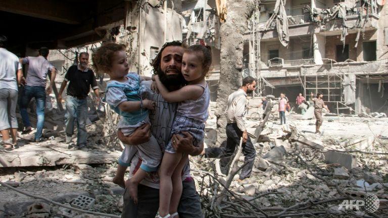 شام-ترکی سرحد پر دھماکہ: 20 افراد ہلاک