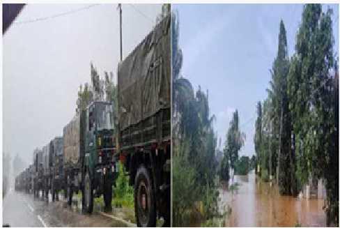 مہاراشٹر میں بارش کے سبب حادثات میں ہلاکتوں کی تعداد بڑھ کر 136