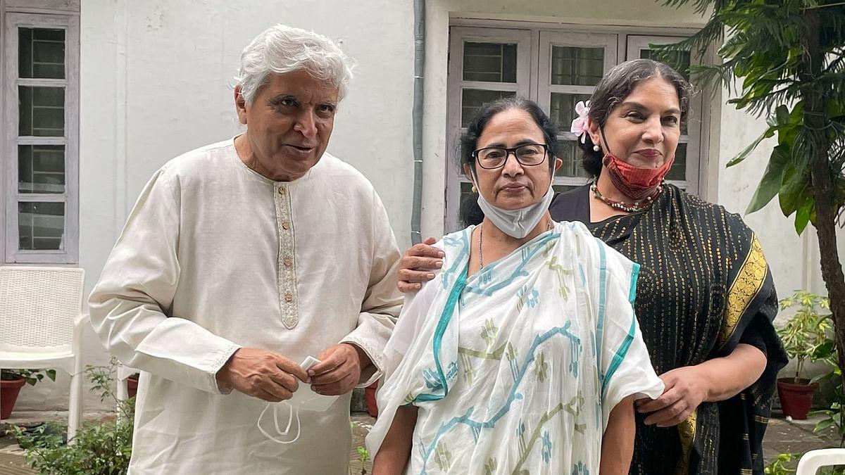 ممتا بنرجی نے دہلی دورے میں خود کو ثابت کردیا کہ وہ ملک کی قیادت کرنے کی اہل ہیں !