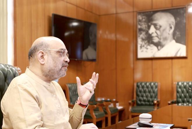مودی حکومت نے خودانحصارہندوستان کی بنیاد رکھی ہے :امیت شاہ