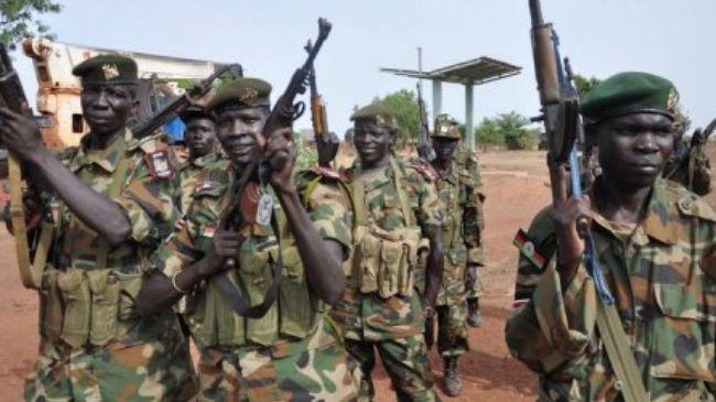 جنوبی سوڈان میں امن مشن کے تحت 4000 فوجی تعینات ہوں گے