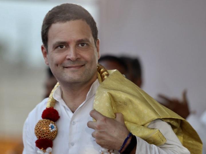 راہول گاندھی نے کہا - میری شادی ہوچکی ہے، لیکن پارٹی کے ساتھ