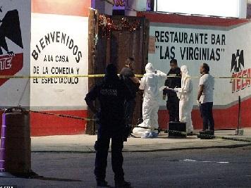 میکسیکو کے ایک ریستوران بار میں فائرنگ، سات ہلاک