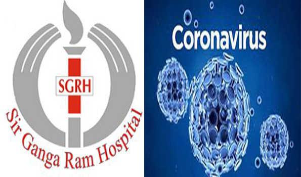 گنگارام اسپتال کے ڈاکٹر، نرس سمیت 108 ملازمین قرنطینہ میں رکھے گئے