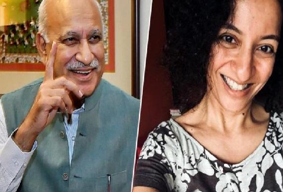 می ٹو - ایم جے اکبر کسی دور میں کانگریس کے ترجمان ہواکرتے تھے