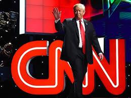 سی این این کی جانبدارانہ رپورٹنگ پرڈونلڈ ٹرمپ کی ہرجانے کا دعویٰ دائر کرنے کی دھمکی