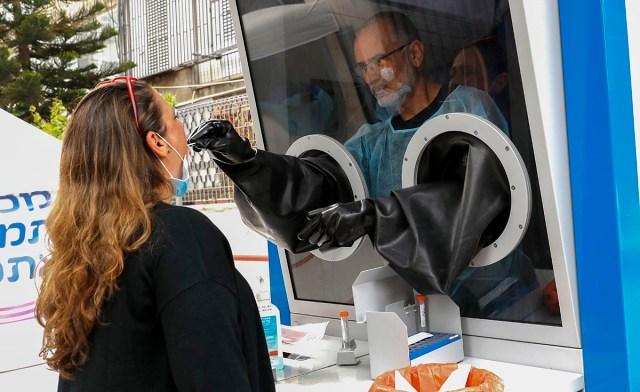 اسرائیل میں کوروناوائرس کے 38،670 کیسز