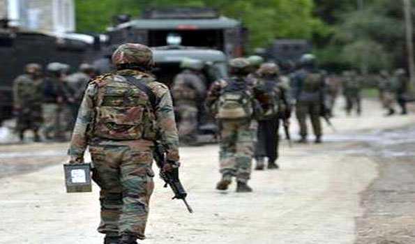 سوپور میں تصادم آرائی، دو جنگجو ہلاک، ایک فوجی اہلکار زخمی