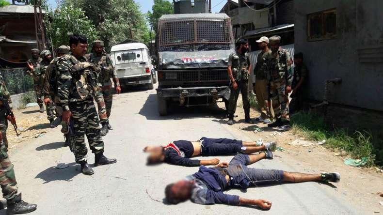 جموں کشمیر میں اس سال زیادہ تعداد میں دہشت گرد مارے گئے