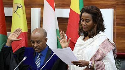 ایتھوپیا میں صدر کے بعد سپریم کورٹ کی چیف جسٹس بھی خاتون مقرر