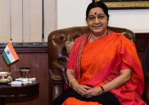 مسعود اظہر معاملے میں ہندوستا ن کو عالمی حمایت حاصل:سشما
