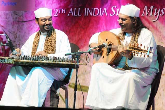 جے پور میں سہ روزہ جنوب ایشیائی ملکوں کے صوفی میلے کا شاندار آغاز