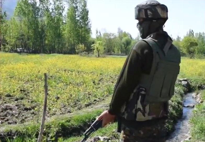 کپواڑہ میں ایل او سی پر دراندازی کی کوشش ناکام، 5 جنگجو اور ایک فوجی اہلکار ہلاک