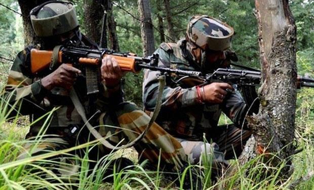 جموں و کشمیر: کپواڑہ میں سیکورٹی فورسز کے ساتھ تصادم میں دہشت گرد ڈھیر