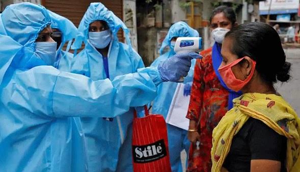 کورونا وائرس : ایک دن میں 500 سے زیادہ اموات ، متاثرین کی تعداد 5.85 لاکھ سے متجاوز
