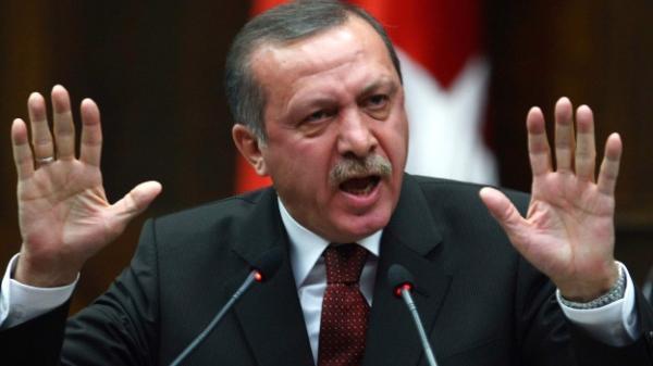 ایردوآن:عراق سے فوجیں واپس نہیں بلائیں گے