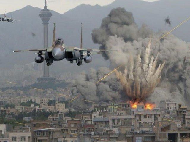 یمن میں سعودی اتحادی فوج کے فضائی حملوں میں 60 افراد ہلاک