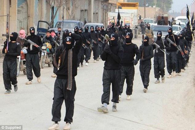 داعش نے موصل کے قریب 40 افراد کا قتل کیا ، 25 ہزار افراد کو ڈھال بنانے کی کوشش