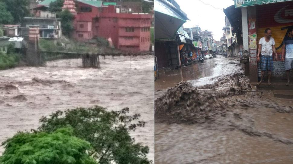 ہماچل پردیش میں بارش کا قہر جاری، اب تک 9 لوگوں کی موت